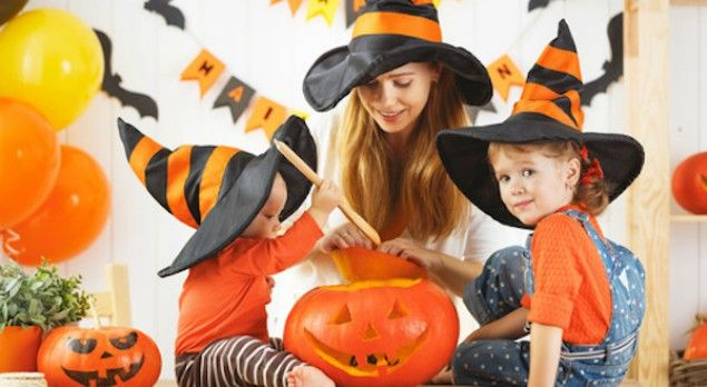 5 tips para un Halloween saludable